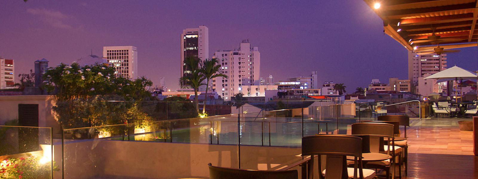 Enjoy the best - Bastion Luxury Hotel - Cartagena