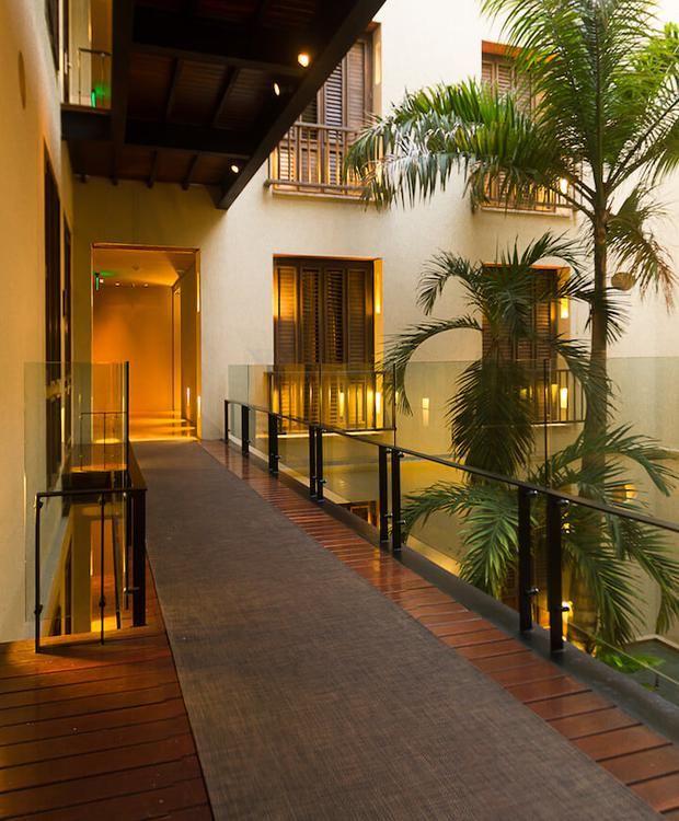 Hotel Bastion Luxury Hotel Cartagena