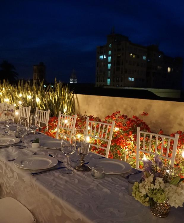 Events in Bastión Luxury Hotel Bastion Luxury Hotel Cartagena
