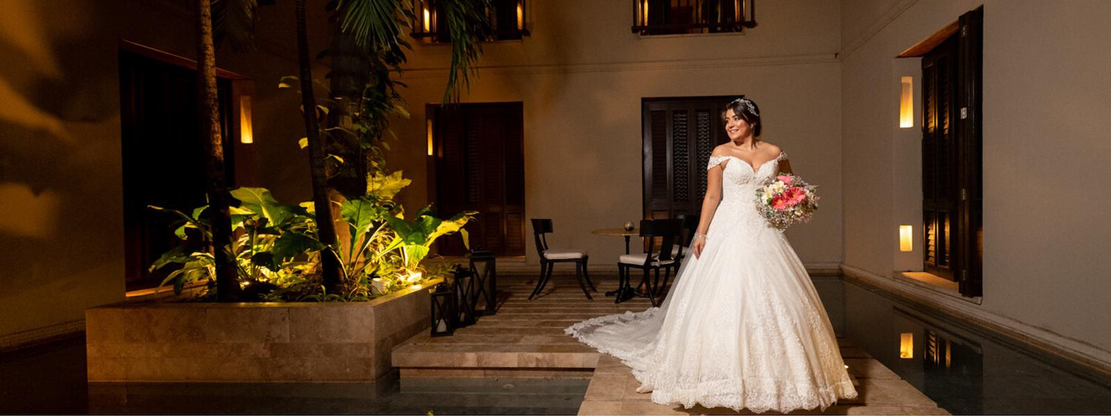 Cartagena de Indias, your wedding destination! - Bastion Luxury Hotel - Cartagena